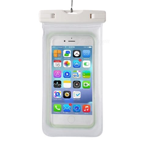 Waterproof Bag Pvc Abs Clip For Iphone 6 Plus T1910 1 ipx8 waterproof pvc abs bag pouch with arm band for iphone x iphone 6 plus 6s plus 7 plus