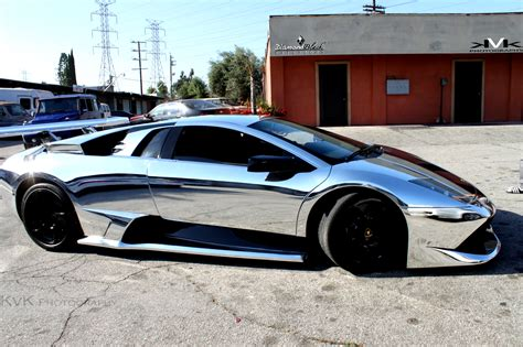 chrome lamborghini bmw chrome wrapped page 2