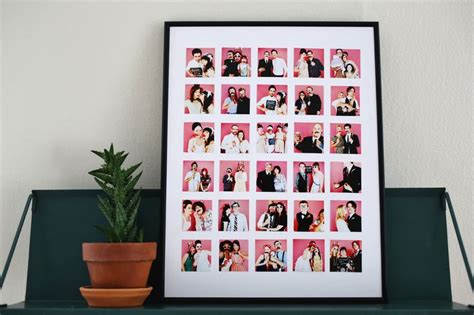 photo framing ideas 10 ideas for square photos a beautiful mess