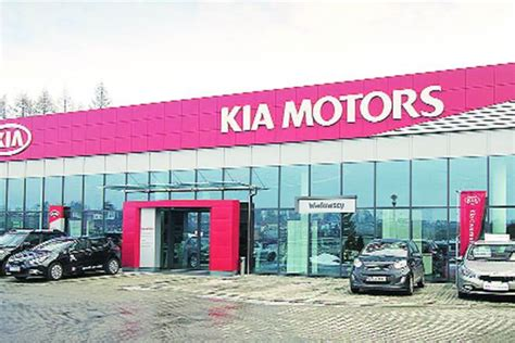 kia motors ap govt to sign mou for 2 bn facility the