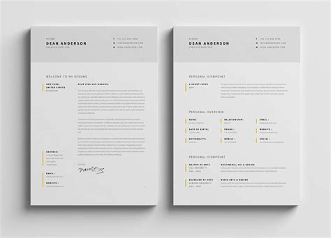 Resume Template Design by 15 Resume Design Ideas Inspirations Templates How To