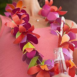 printable lei flowers fabric crafts to make learn how to make a paper