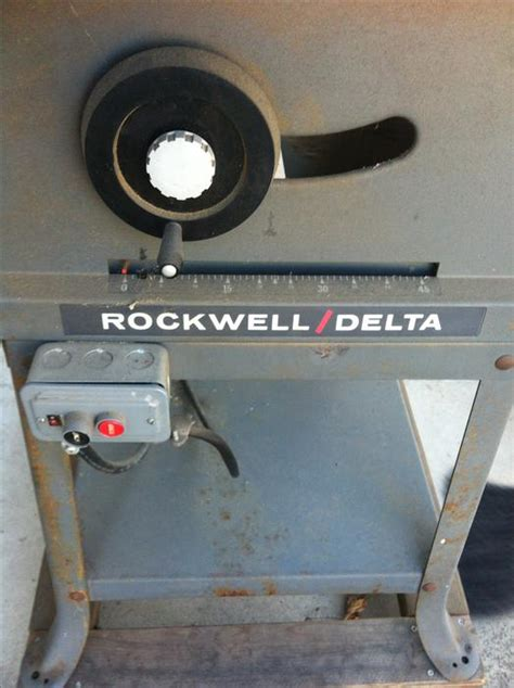rockwell 15 10 in table saw delta rockwell 10 inch table saw kelowna okanagan