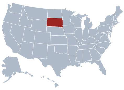 south dakota state information symbols capital
