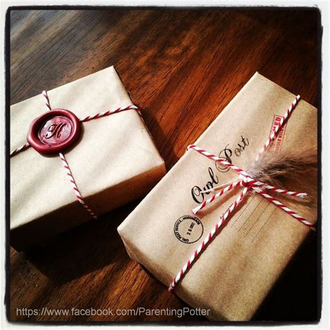harry potter gift wrapping ideas owl post ornaments for harry potter tree harry potter