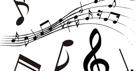 imagenes en png de notas musicales cosas en png notas musicales