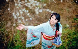 bild m dchen im kimono wallpapers and stock photos