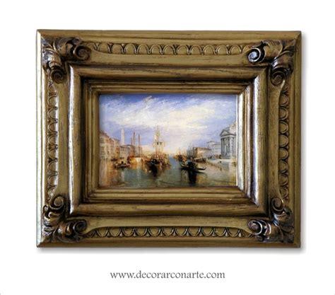 cuadros de turner cuadro quot gran canal de venecia quot de turner 33x27cm
