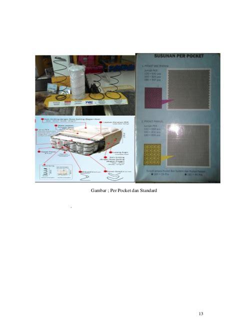 Yuki Springbed laporan sistem informasi akuntansi pada yuki springbed