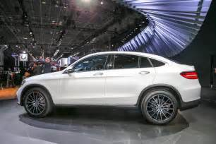 Mercedes Used 2017 Mercedes Glc Coupe Look Review Motor Trend