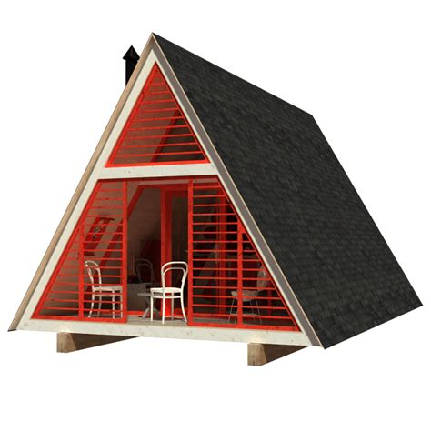 small a frame house plans a frame cabin plans