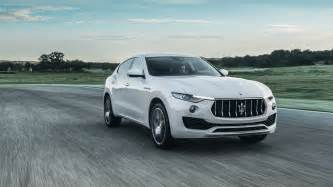 Maserati Levante 4 Futuristic Cars That Are Landing This Year