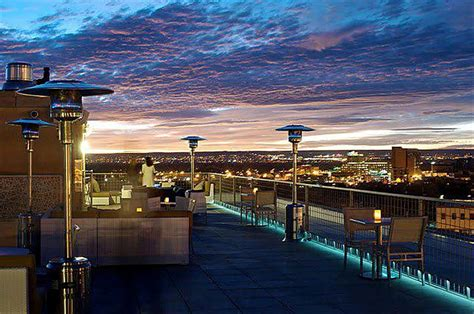 catch great views   rooftop bars  abq