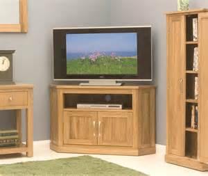 eck tv schrank mobel oak corner television cabinet cor09c