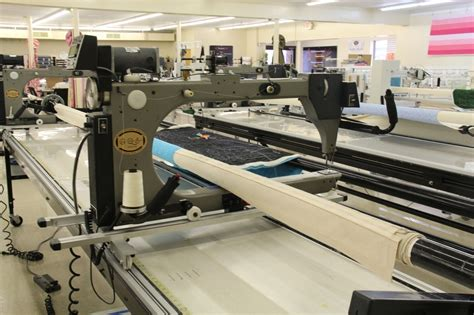 used longarm quilting machines accomplish quilting