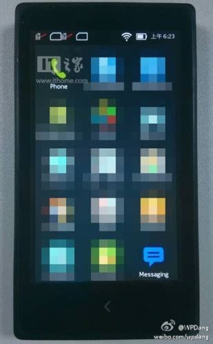 Hp Nokia Android Normandy fabled android carrying nokia normandy shows os flavor