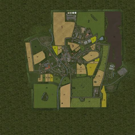 fsh modding map v6 mod mod for farming simulator 17