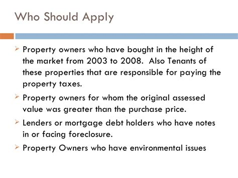 tax code section 62 property tax appeal information