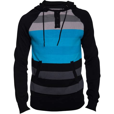 Sweater Hurley Hurley Engine Hooded Sweater S Backcountry