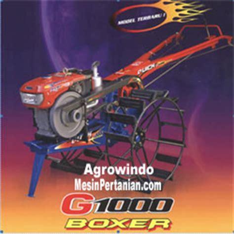 Mesin Traktor G 1000 suffry itu aq