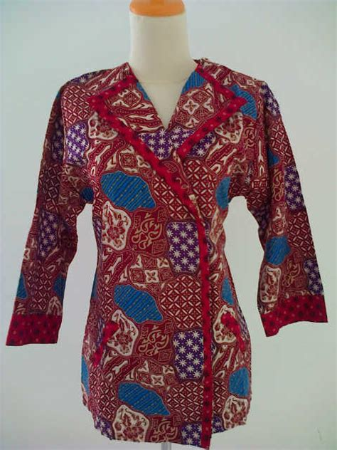 Berlian Batik batik tulis on quot jual atasan batik