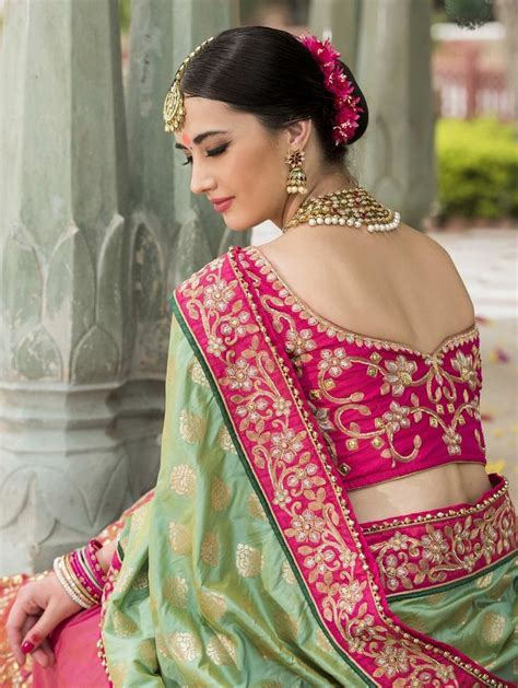 The 25  best Wedding sarees ideas on Pinterest