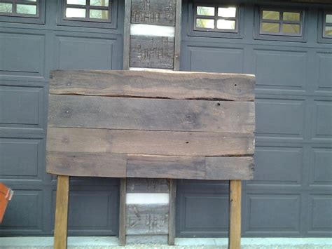 Barn Wood Headboard Handmade Barn Wood Headboard By Bosleys Custom Woodworks Llc Custommade