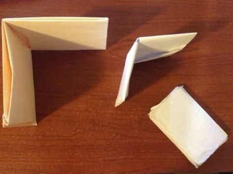 yutube com hacer cartera como hacer carteras de papel how to make a paper wallet