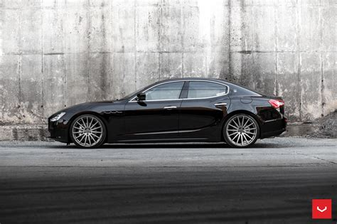 custom maserati ghibli black maserati ghibli looking fly on custom polished