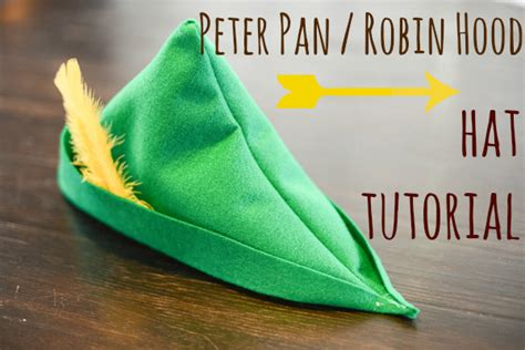 pan hat template how to make a felt pan or robin hat tikkido