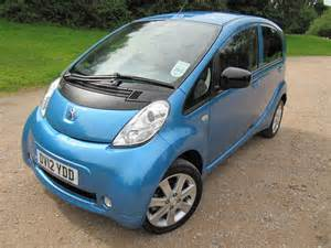 Electric Cars For Sale Near Me Peugeot Ion Electric For Sale Eco Cars