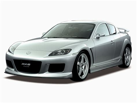 types of mazdas all type of autos mazda rx8