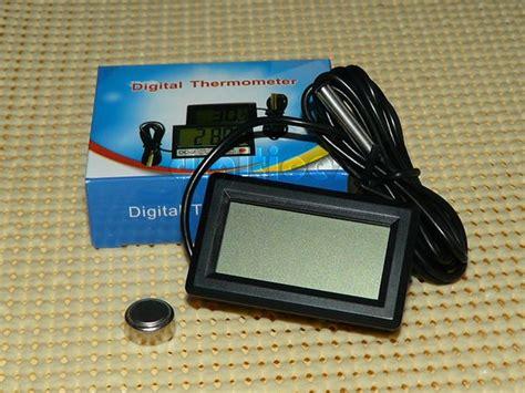 Daftar Termometer Aquarium jual beli termometer ruangan pendingin kulkas suhu