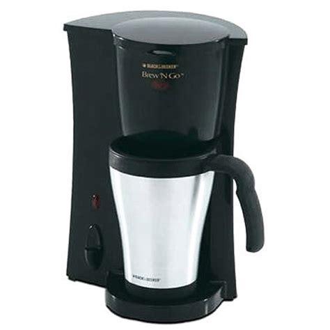 Black & Decker Personal Coffee Maker, DCM18S   Walmart.com