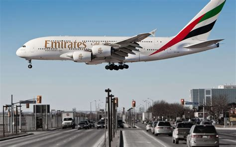 emirates wallpaper emirates airline airbus a380 widescreen wallpaper stuff