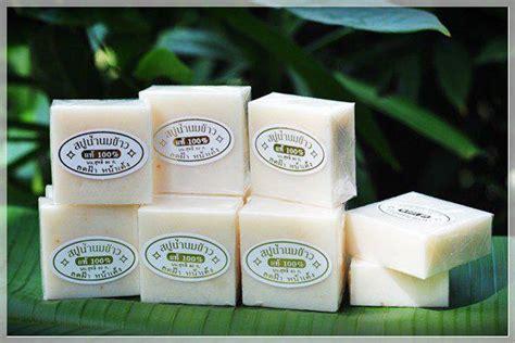 Sabun Beras Yang Asli sabun beras original sabun beras thailand original