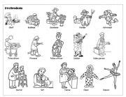 coloring pages of different jobs 8 images of career coloring pages for elementary students