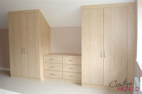 Fitted Wardrobes For Sloping Ceilings by 1000 Images About Built Ins On Built Ins