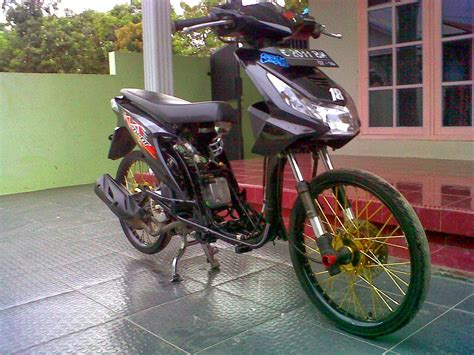 Gambar Modifikasi Motor Honda Beat by 100 Gambar Motor Modifikasi Honda Beat Terbaru Dan