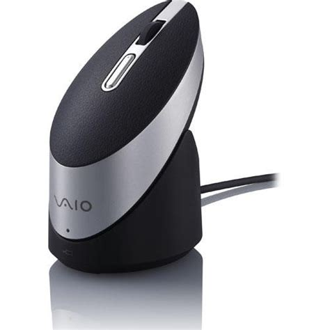 Mouse Standar Sony sony vaio rechargeable bluetooth wireless laser mouse vgp