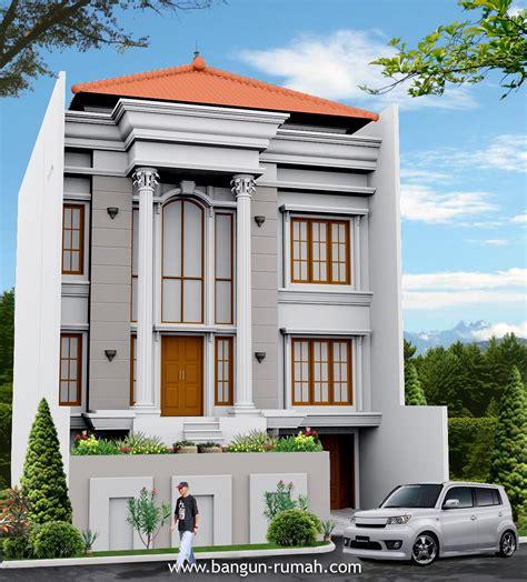 desain rumah klasik  lantai  lahan     dr  desain rumah jakarta