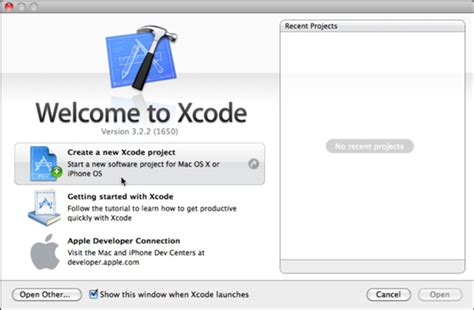 mobile app design xcode how to create an xcode project for an ipad app dummies