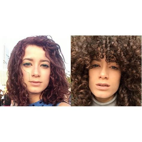 pictures of before and after curly hair makeover 15 curly hair transformations you have to see to believe