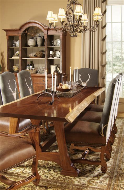 live edge dining tables eclectic living room toronto