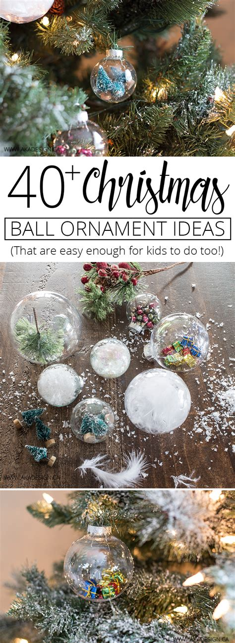 clear ornament decorating ideas preschool 40 ornament ideas for you to try this year plus free digital