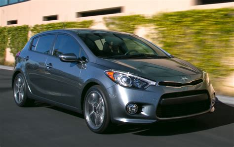 Kia 5 Door Review 2015 Kia Forte5 Review Cargurus