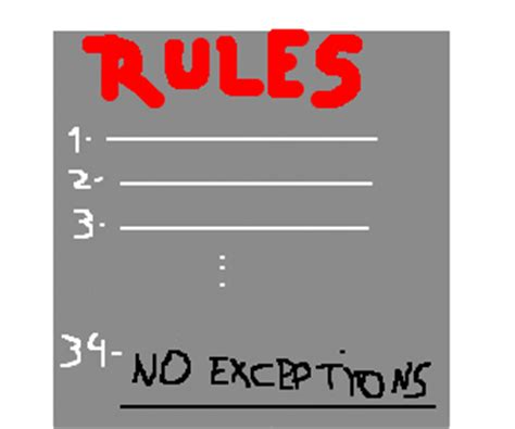 10 Exceptions To Search Warrant Rule Rule 34 No Exceptions