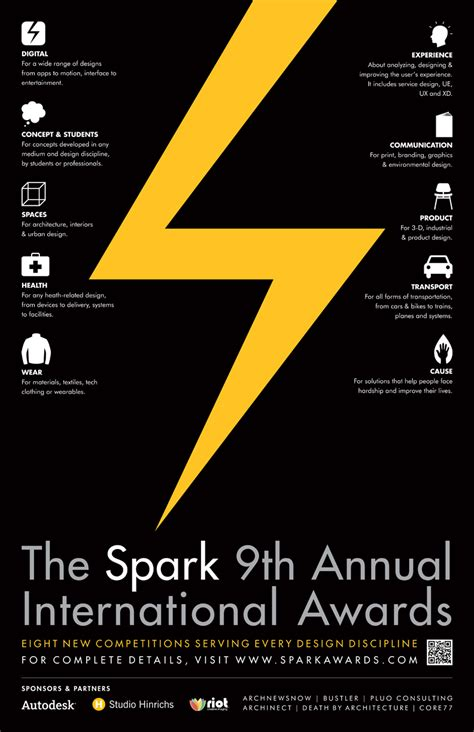 9th Annual Awards by Spark Design Architecture 9th Annual Awards Global