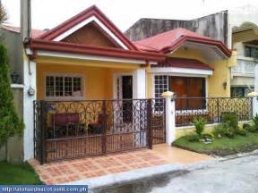 house design ideas bungalow bungalow house plans philippines design small two bedroom
