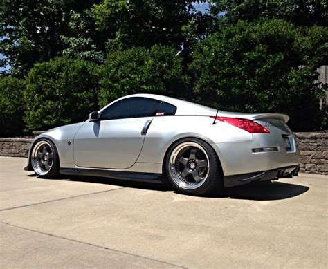nissan 350z custom 2008 nissan 350z for sale burlington north carolina
